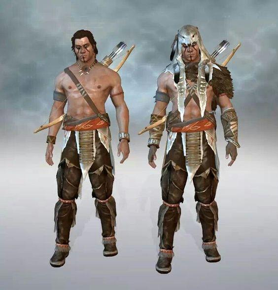 Ratonhnhaké:ton    Assassin's Creed III: The Tyranny of ...