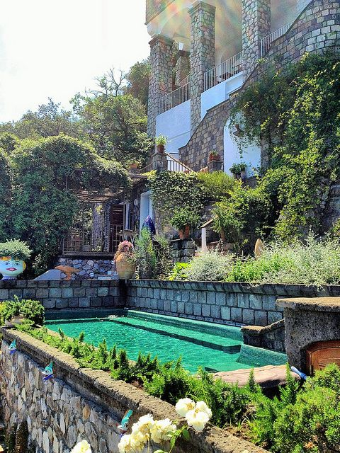 Pool, Maison La Minervetta - Sorrento, Italy: