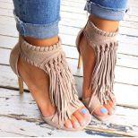 Modern boho shoes | Bohemian style & design | Free life | Summer #nakedsoul #nakedexpression #bohemianrhapsody: