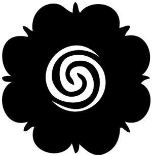BorneoTattooDesigns   Polynesian Tattoos   Borneo rose tattoo   Pinterest   Design, Coaches
