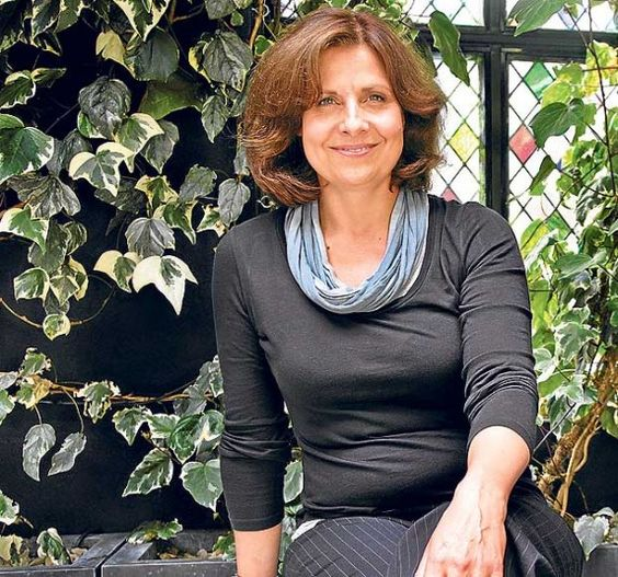 Rebecca Front: 'I've suffered panic attacks all my life' - Telegraph: