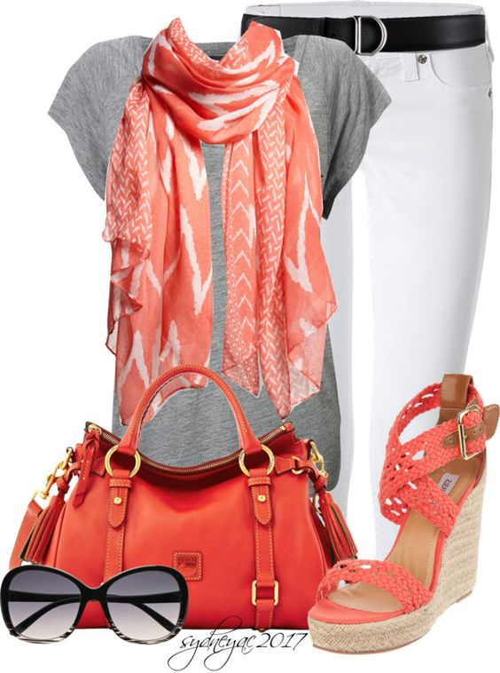 """""""Wedges for Spring"""" by sydneyac2017 ❤ liked on Polyvore:"""