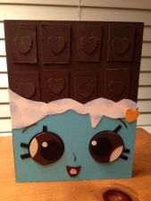 Shopkins cheeky chocolate Had so much fun making this for my bff: