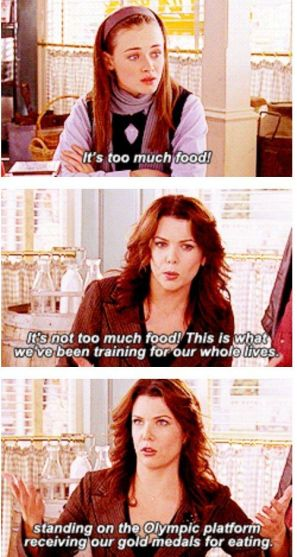 """And there you have it. You are officially ready to feast! 