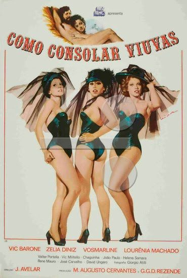 Poster do filme Como Consolar Viúvas