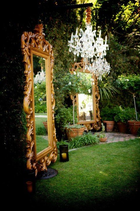23 Charming Chandelier Ideas for Your Garden | Daily source for inspiration and fresh ideas on Architecture, Art and Design:
