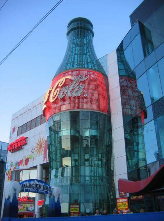 Resultado de imagem para coca cola atlanta