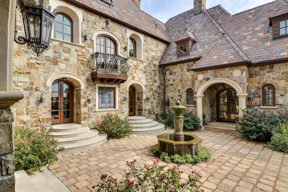 Majestic French Château in Texas 7 | dreeeeeeam house ...