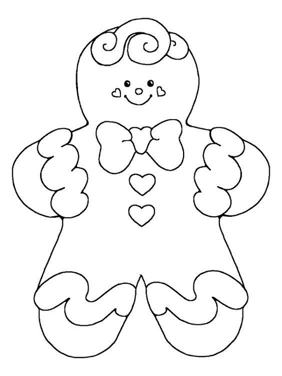 gingerbread zelf maken? kijk voor vilt eens op www