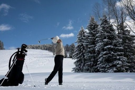 Know What should be your winter #golf practice routine: