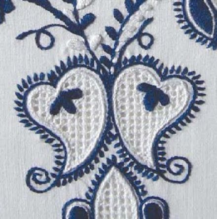 Traditional Portuguese embroidery: