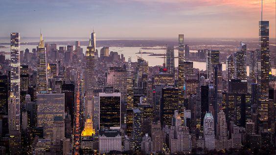 New York future skyscrapers