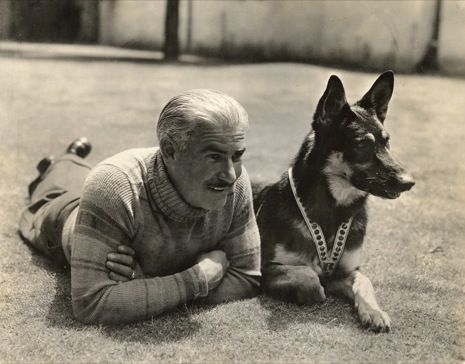 Rin Tin Tin and Lee Duncan (histórico)   Animals ...