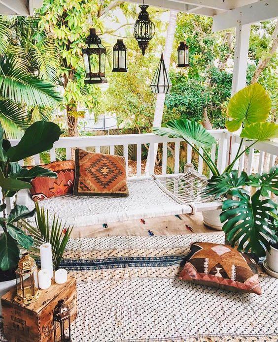 dekoracje diy, wnętrze w stylu boho, ogród w stylu boho, boho dekoracje,  dekoracje diy do ogrodu