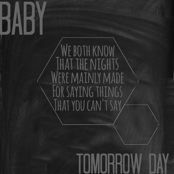 Do i wanna know arctic monkeys? ;P | In the lyrics ...