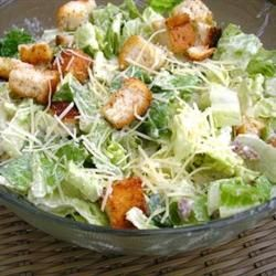 """Caesar Salad Supreme 