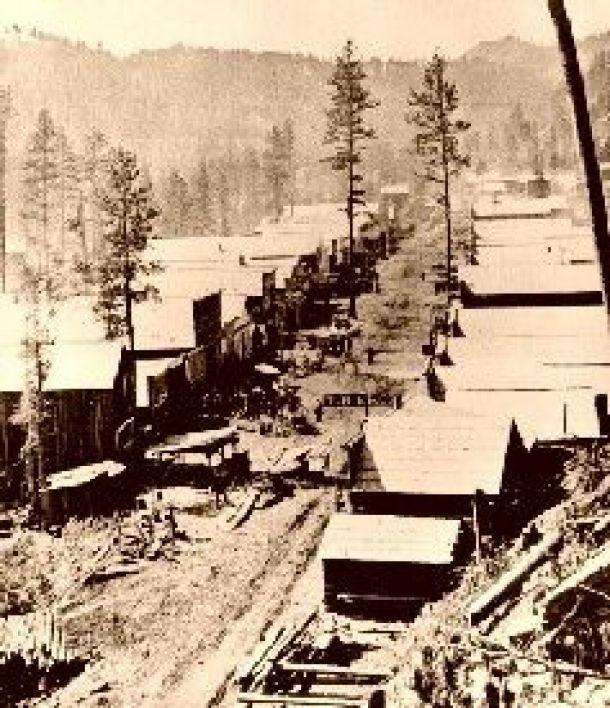 Deadwood ,1876: