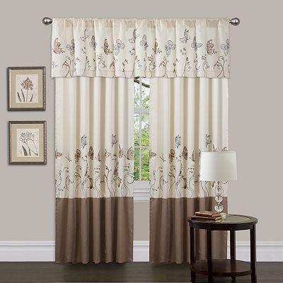 Window Treatments Kohls And Living Room Curtains On Pinterest