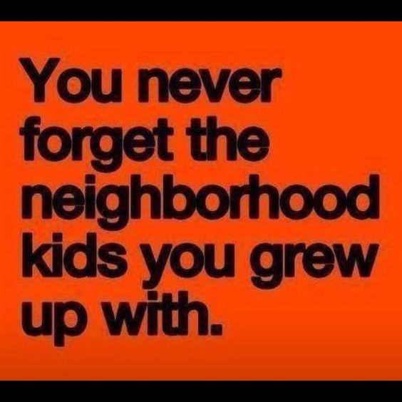 You Never Forget The Neighborhood Kids You Grew Up With LOL Pinterest Kid The Ojays