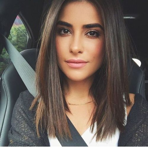 20 Cute Long Bob Hairstyles To Try , Society19