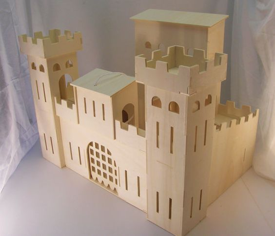 Castle DIY Ungerne Pinterest Toys Chateaus And Forts