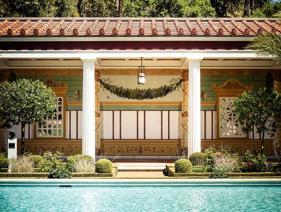 Paradise at the Getty Villa. One of the best days of my life. With my favorite teachers and my favorite friends. A day I will never forget.: