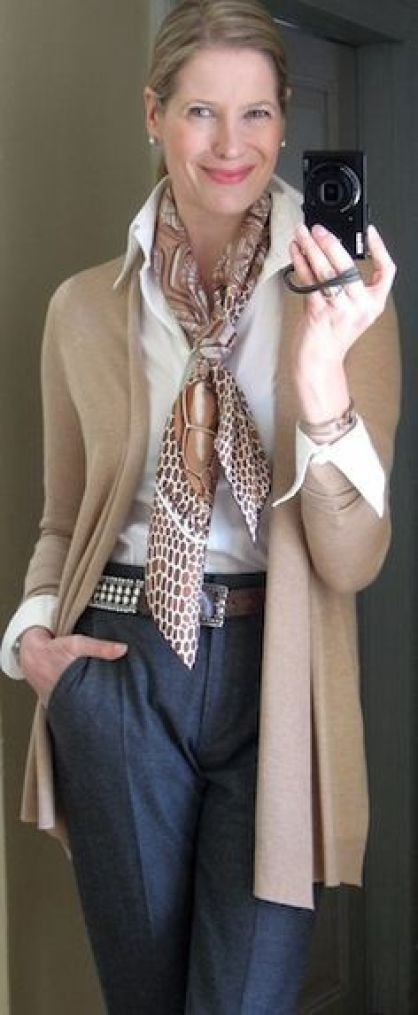 capsule wardrobe for professional woman over 50 | MaiTai's Picture Book: Reader's style challenge -: