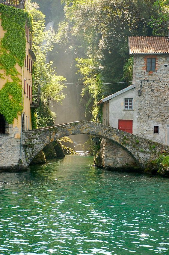 A travel guide to Nesso: The most charming little village in Italy.: