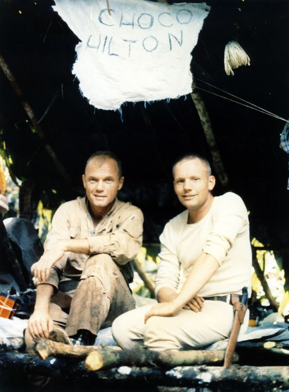 John glenn, Neil armstrong and Panama on Pinterest