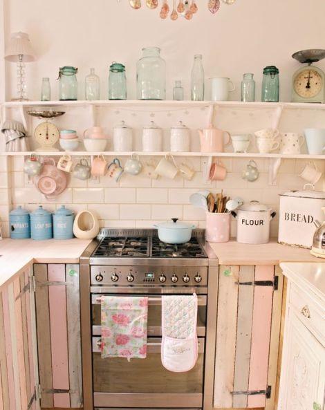 Retro Kitchen Decor and Accessories