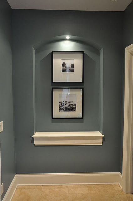 basement paint color for an accent wall or down the stairs on basement wall paint colors id=27660