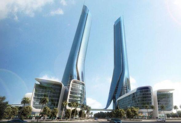 Dubai Business Bay Towers