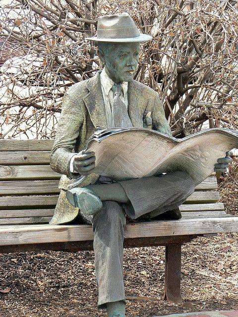 Statue in Buffalo, NY   Buffalo, New York, born and raised ...