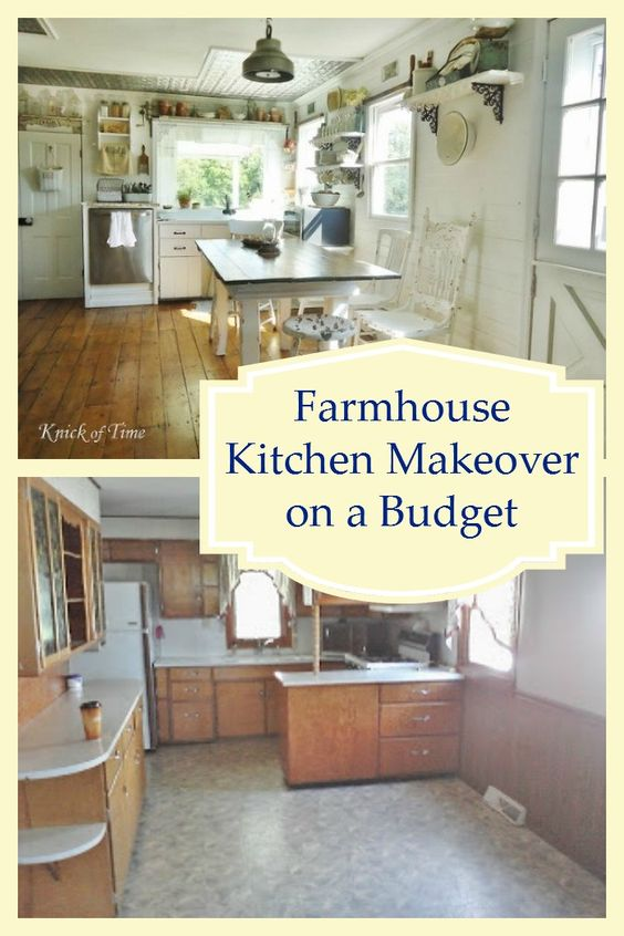 Farmhouse Kitchens Beautiful And Shelves On Pinterest
