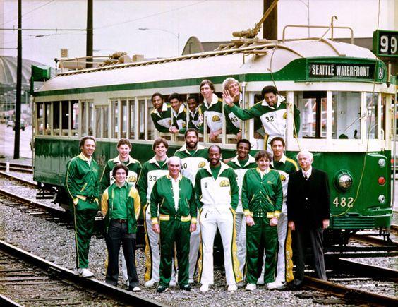 Seattle Supersonics 1978: