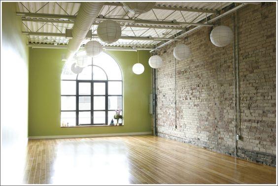 dream designs for my future yoga studio love the accent on best color for studio walls id=36071