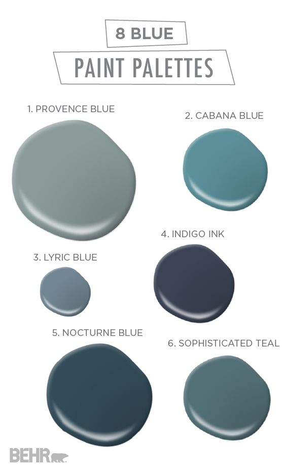 Paint Palettes Interior Photo And Will Have On Pinterest