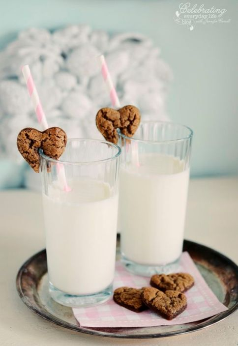 Milk & cookies: