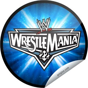 Image result for wrestlemania 22 logo PINTEREST#