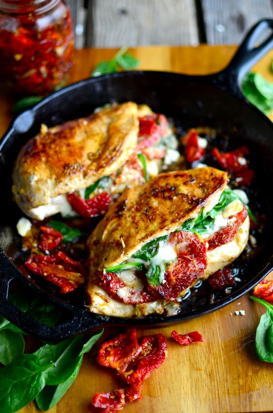 This chicken is so outrageously good. It only uses a few ingredients and is ready in under an hour!: