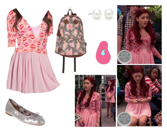 """""""Cat Valentine- Nickelodeon's Victorious- The Slap Fight"""