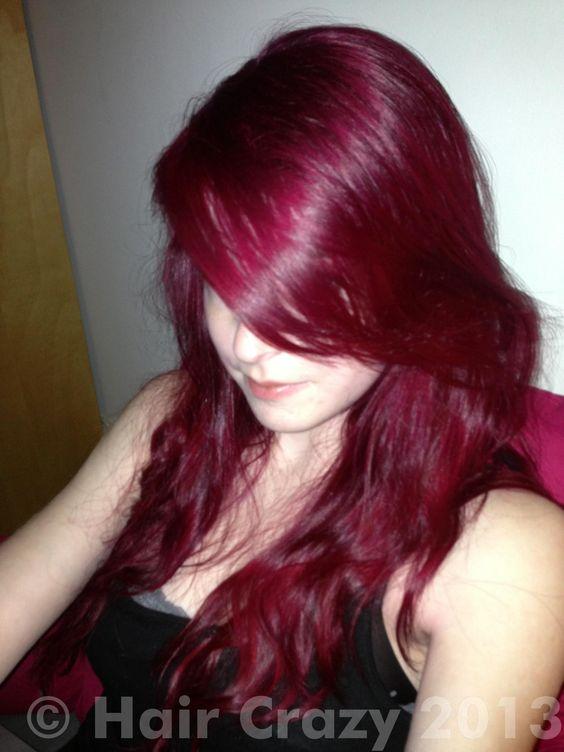 Chocolate Plum Hair Color Burgundy Wine Hair Color 8895