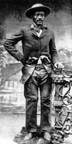 Bass Reeves Lawman the Original Lone Ranger ✔️: