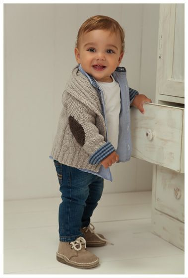 Baby boy winter fashion: