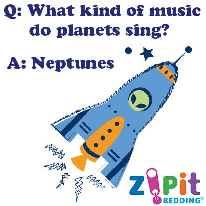 Outer Space Riddles For Kids - Riddles For Kids