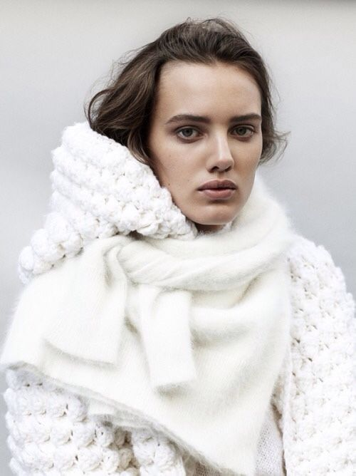 knitGrandeur: Winter Whites