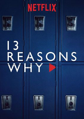 "Check out ""13 Reasons Why"" on Netflix:"