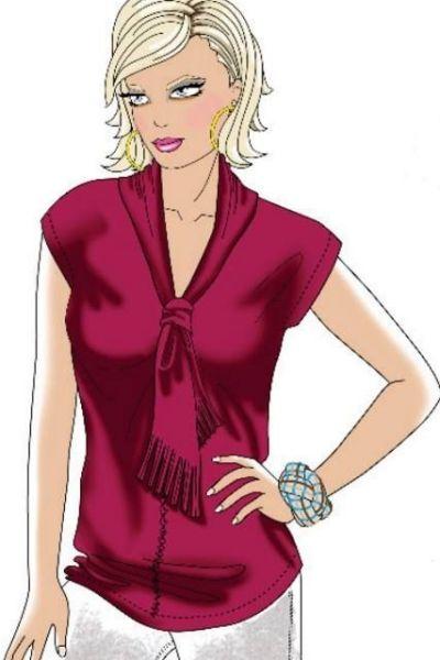 free blouse pattern