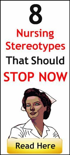 8 Silly Nursing Stereotypes That Should Stop Now # ...