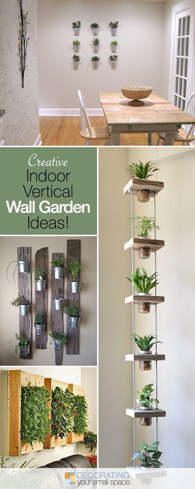 creative indoor vertical wall gardens gardens awesome on indoor vertical garden wall diy id=44302